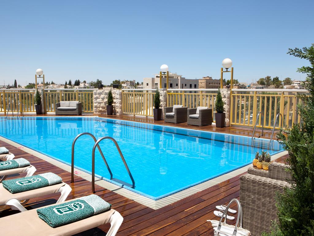 Foto Hotel DAN PANORAMA JERUSALEM HOTEL