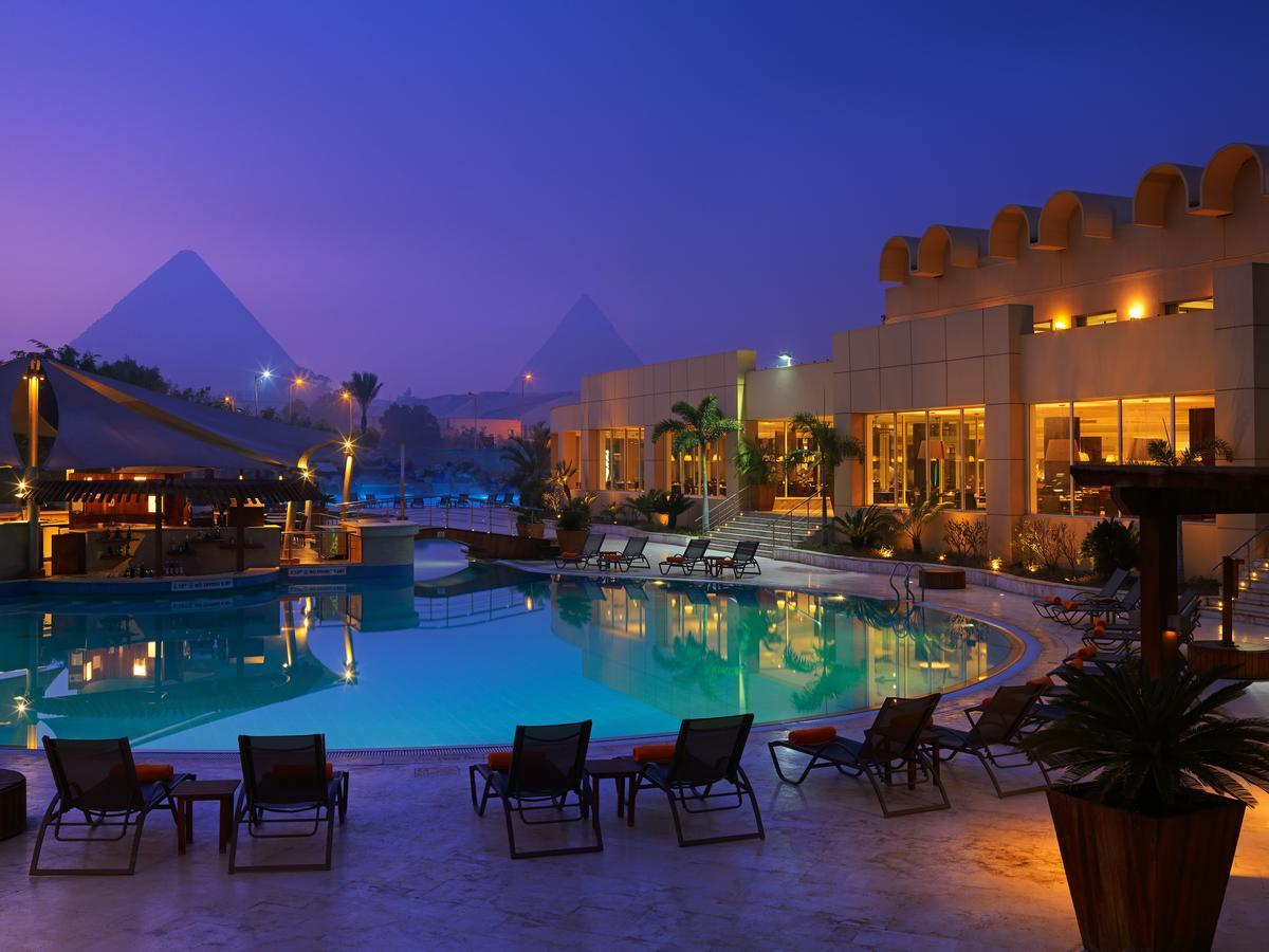 Foto Hotel LE MERIDIEN PYRAMIDS HOTEL & SPA