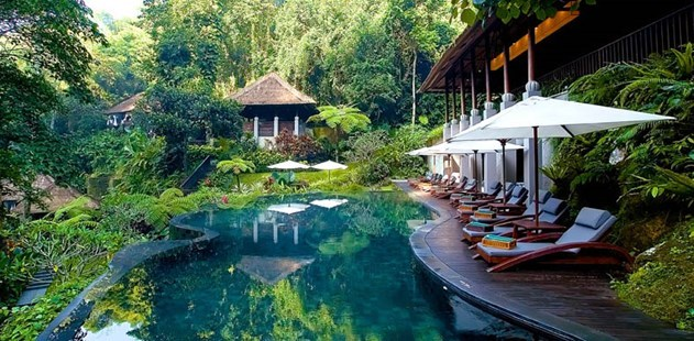Foto Hotel MAYA UBUD RESORT & SPA (FOREST SUITE / DELUXE)