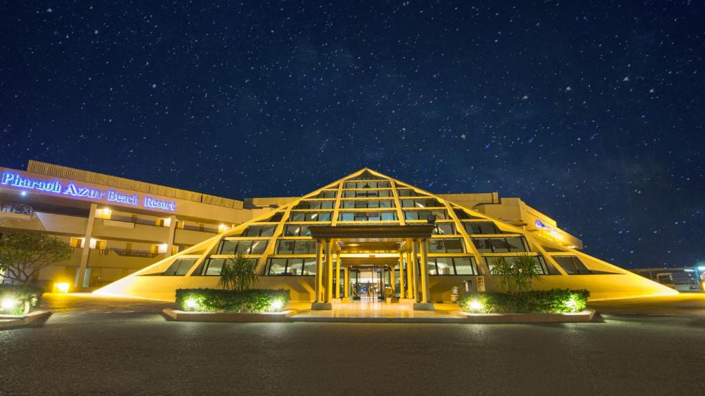 Foto Hotel PHARAOH AZUR RESORT