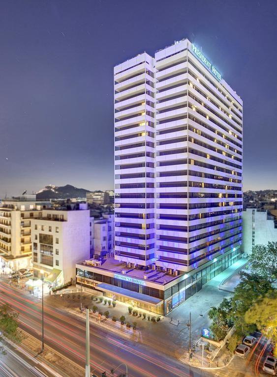 Foto Hotel PRESIDENT HOTEL