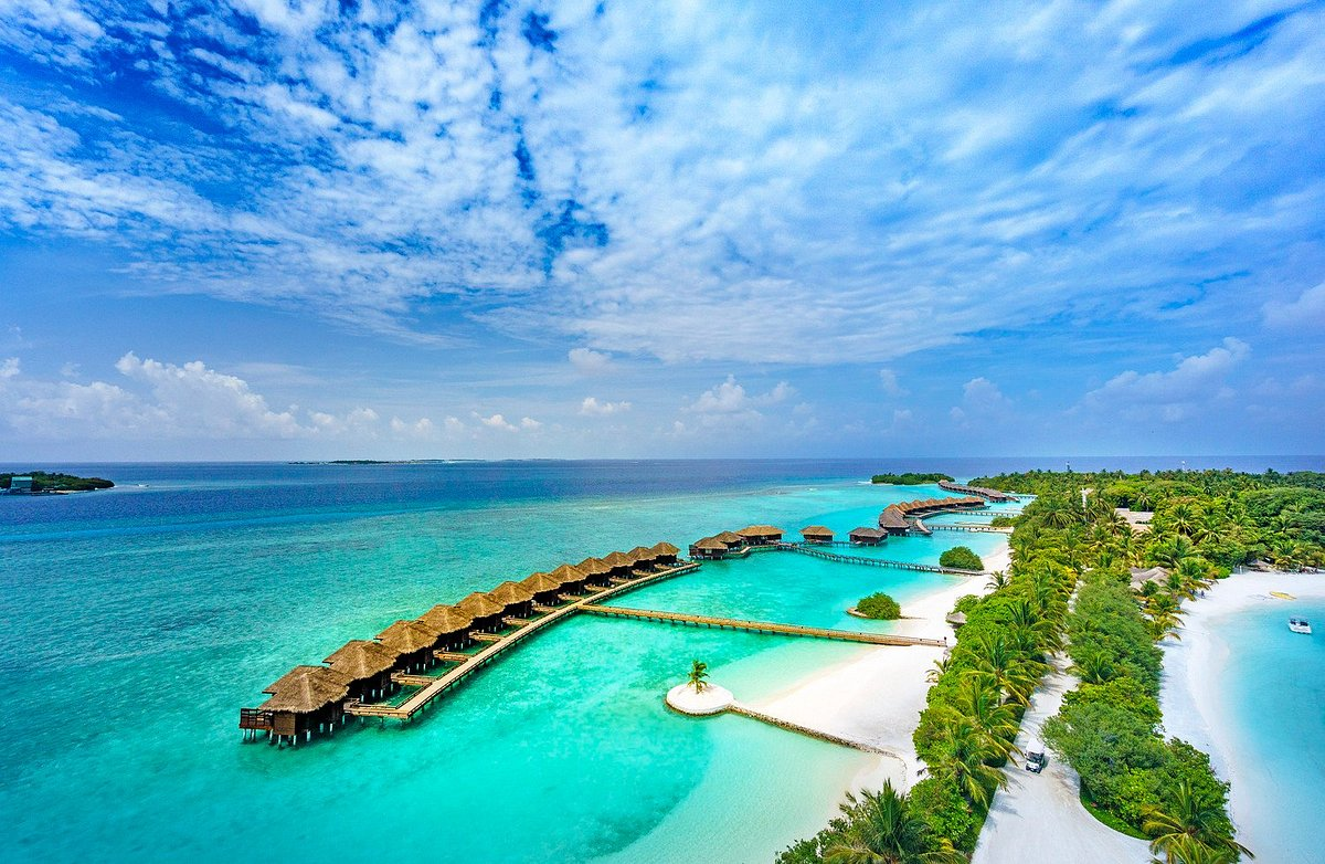 Foto Hotel SHERATON MALDIVES FULL MOON RESORT & SPA