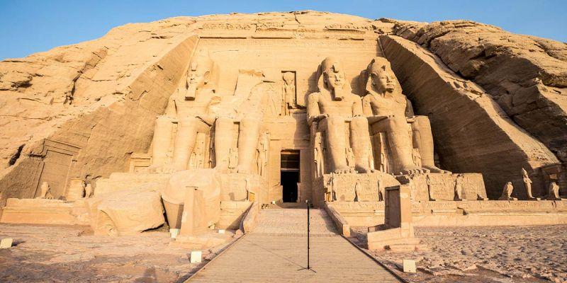 EGIPTO FASCINANTE CON NOCHE EN ABU SIMBEL